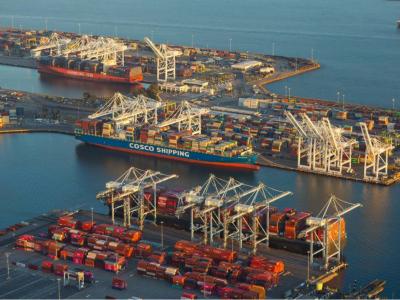 Америка уже отправляет пустые контейнеры в Китай. Февраль будет хорошим месяцем