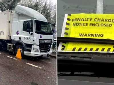 Retired lorry driver inspires campaign against Kent County Council's HGV parking ban