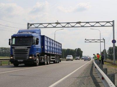 В Украине увеличат штрафы за перегруз грузовиков до 1,5 тыс. евро