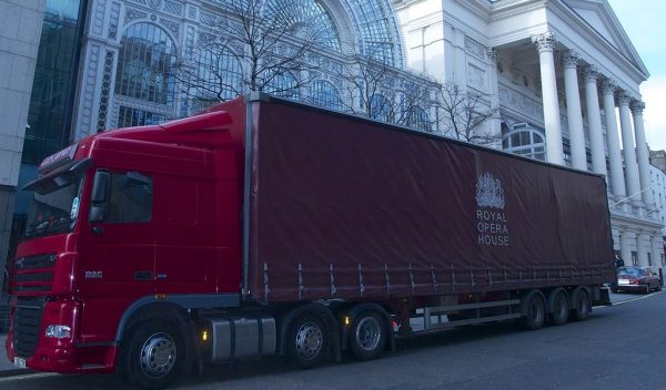 TfL: truckers won't initially be fined if they don't have DVS permit