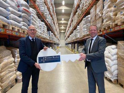 GREIWING übernimmt Food-Logistik-Spezialisten im Hamburger Hafen
