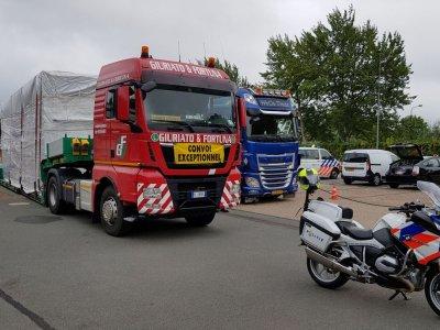 Prasidėjo masinės sunkvežimių kontrolės. Pažiūrėkite, į ką policija atkreips dėmesį
