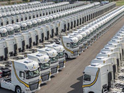 Europäischer Lkw-Markt schrumpfte 2020 um mehr als ein Viertel. Erste Aufträge von über 1000 Trucks markieren wichtigen Meilenstein für Erholung?