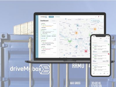 driveMybox: Digitale Trucking-Plattform startet deutschlandweit durch