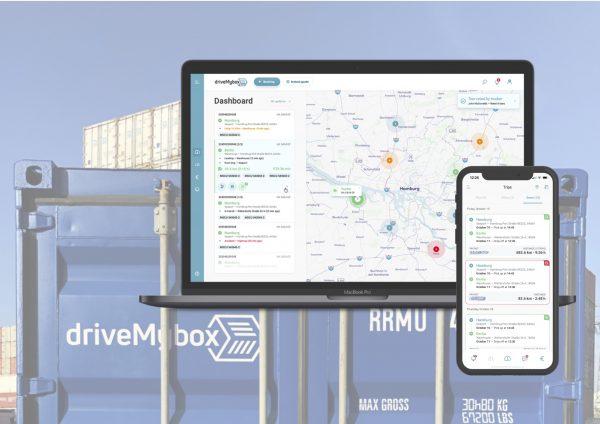 driveMybox: Digitale Trucking-Plattform startet deutschlandweit durch