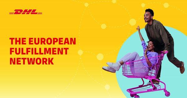 DHL Supply Chain setzt mit seinem europäischen Fulfillment-Netzwerk neuen Branchenstandard im E-Comm