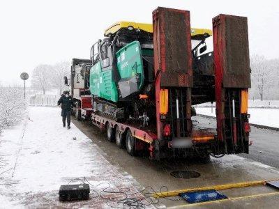 Lenkijoje baudos didžiagabaritėms transporto priemonėms padidės daugiau nei tūkstančiu procentų!