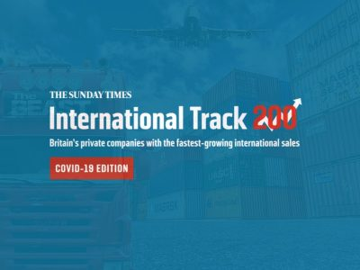 The 6 UK logistics firms in this year's International Track 200