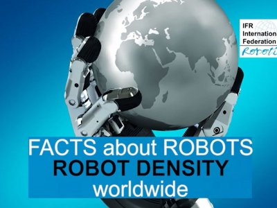 Deutschland zählt zu den Top-10 automatisierten Ländern weltweit – International Federation of Robotics berichtet