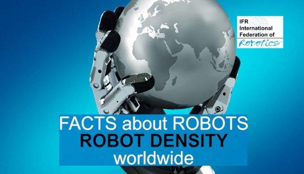 Deutschland zählt zu den Top-10 automatisierten Ländern weltweit – International Federation of Robot