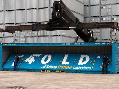 Cztery, a nawet pięć zamiast jednego, czyli jak składane kontenery mogą zmniejszyć puste przebiegi