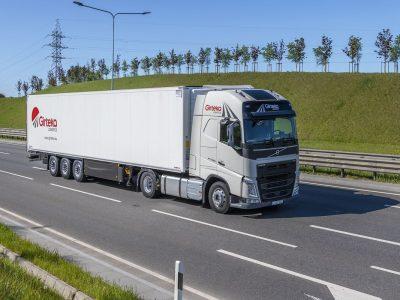 Girteka Logistics приобретет 2000 грузовиков Volvo. В настоящее время парк компании составляет почти 17 тысяч. транспортных средств