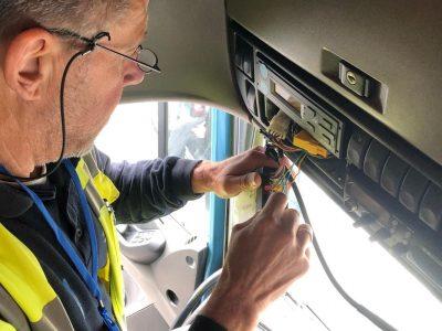 Griežtesnės vairavimo ir poilsio laiko kontrolės Nyderlanduose. Manipuliuojate tachografu – prarasite vairuotojo kortelę!