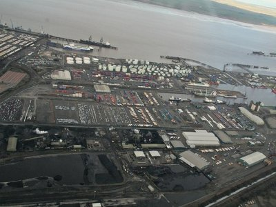 DFDS appeals to UK Government for help with cargo build-up at Immingham Port