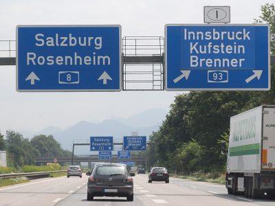 Szykuje się trudny poranek na granicy z Tyrolem