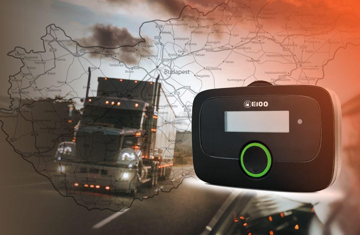 Kierowcy testują multi-urządzenie do opłat drogowych na Węgrzech