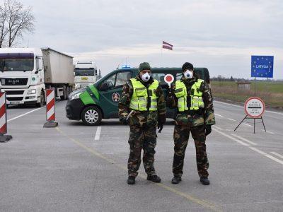 Новые требования к водителям грузового автотранспорта в Латвии