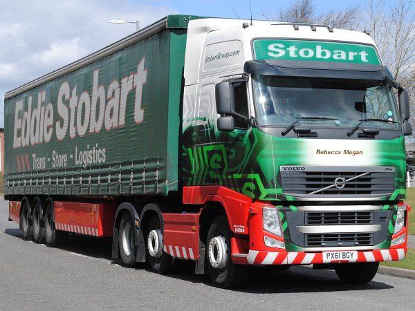 """""""Crunch"""" talks to avoid Eddie Stobart driver strike continue"""