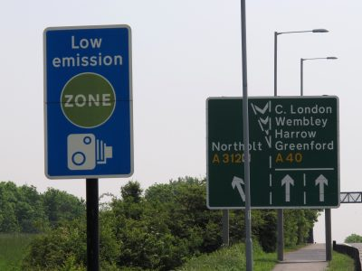 Важные изменения в Зоне с низким уровнем выбросов в Лондоне. Более жесткие стандарты и более высокие штрафы