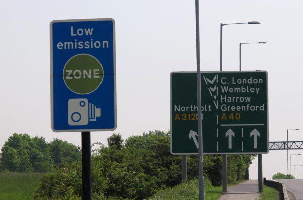 Важные изменения в Зоне с низким уровнем выбросов в Лондоне. Более жесткие стандарты и более высокие