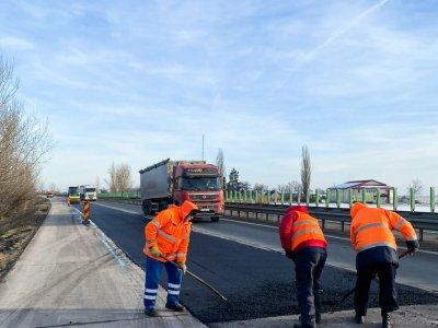 CNAIR a desemnat câștigătorul pentru execuția podului peste râul Dâmbovița; lucrările vor duce la redeschiderea legăturii dinte Pitești și Brașov pentru traficul greu