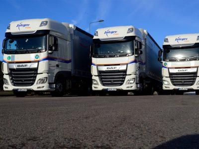 Integre Trans zaprasza przewoźników do współpracy. Firma oferuje atrakcyjne warunki