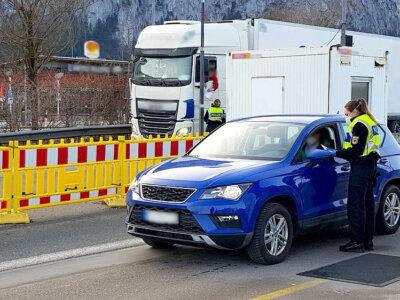 Naujos įvažiavimo į Vokietiją taisyklės. Patikrinkite, kas pasikeitė kertant sienas su Čekija, Prancūzija ir Tirolio regionu