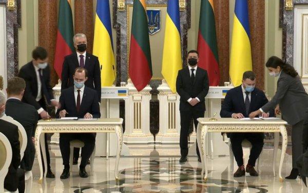 Lietuva ir Ukraina bendradarbiaus vežant krovinius. Šalys jau pasirašė ketinimų protokolą