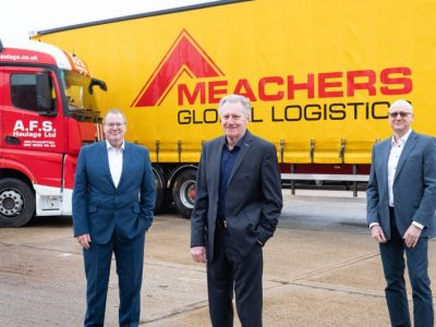 Meachers Global Logistics acquires AFS Haulage