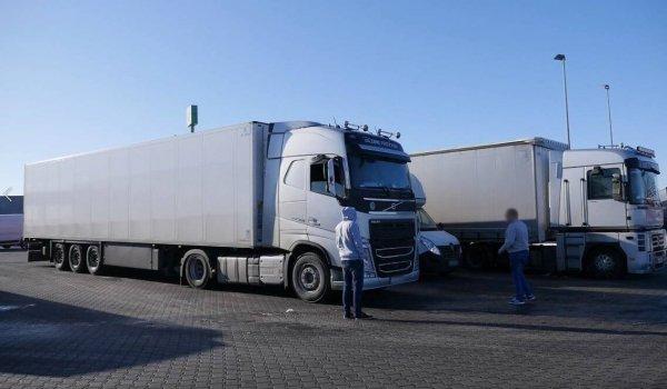 В Беларуси вводятся сезонные ограничения для большегрузов. Запреты начнут действовать с 25 марта