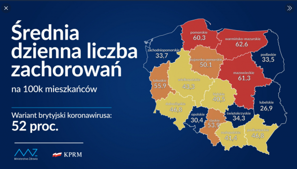 Lockdown w całej Polsce. Sprawdź, co nie będzie działało