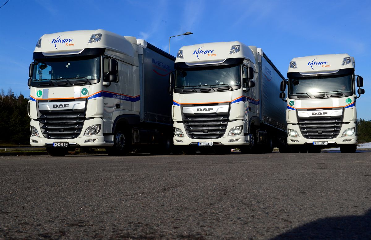 Integre Trans is inviting growth-minded carriers to cooperate