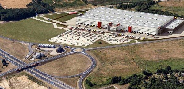 Największe europejskie centrum dystrybucyjne znanej sieci sklepów powstanie w Polsce