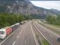 2241 – tiek pirmąjį ketvirtį Tirolyje registruota sunkvežimiams taikomų apribojimų pažeidimų