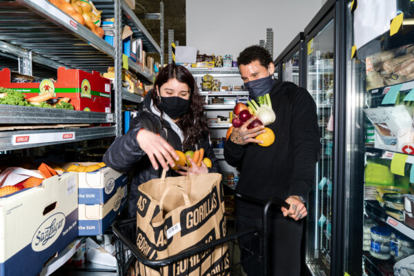 Food and grocery delivery exploded during the pandemic! E-commerce news by Nabil