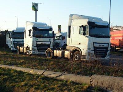 Co z zawieszeniem ograniczeń ruchu ciężarówek w Wielkanoc w Polsce?