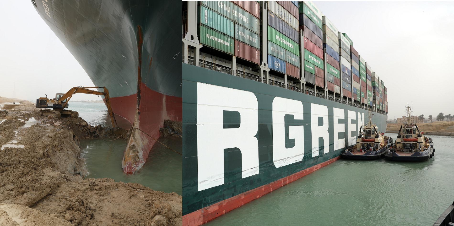 Zatkany Kanał Sueski to kolejny cios dla łańcuchów dostaw. Jakie mogą być skutki incydentu?