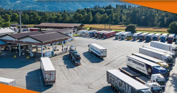 Новый пункт тестов для водителей грузовиков в Баварии