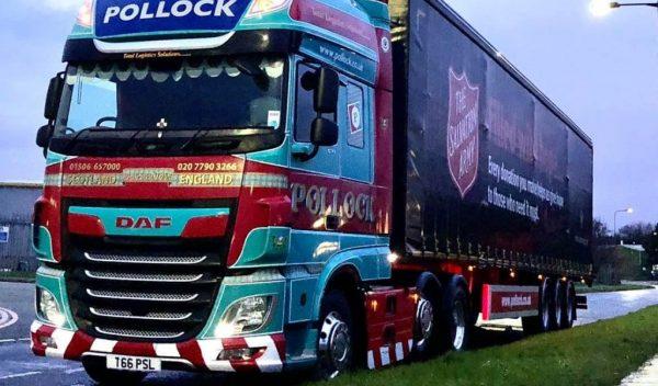 Gregory Distribution acquires Pollock Scotrans Ltd