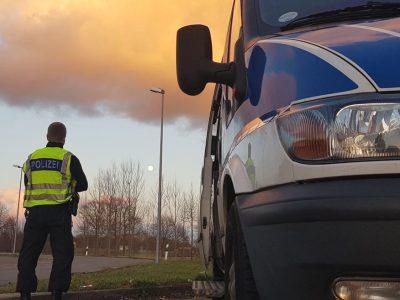 Новые осложнения при въезде в Германию. Со 2 марта ограничения на границе с французским департаментом
