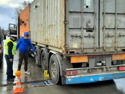 Krzywdzące kary za przekroczenie nacisku na oś. Co najbardziej oburza firmy transportowe?