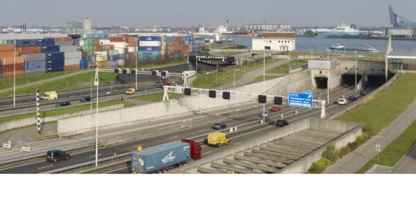 Wichtiger Tunnel im Raum Rotterdam wird gesperrt