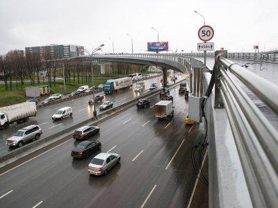 Российские перевозчики хотят протестовать. Все из-за ограничений на МКАД