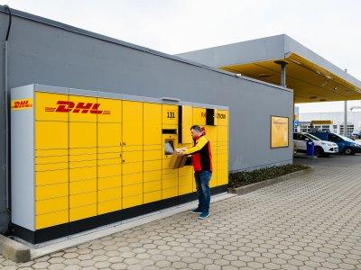 JET Tankstellen in Deutschland erhalten DHL Packstation