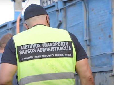 """Литва хочет усилить контроль над перевозчиками из третьих стран. """"Литовские перевозчики теряют заказы"""""""