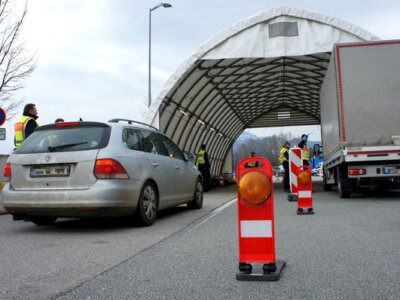 German police warn truckers with fake covid tests face prosecution and €200 fines