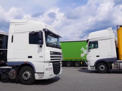 Испанцы и итальянцы отменяют почти все запреты на движение грузовиков, запланированные на Страстную седмицу