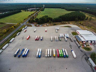 100 миллионов гривен на строительство отстойника для грузовиков. В Николаевской области в Украине появились на это средства