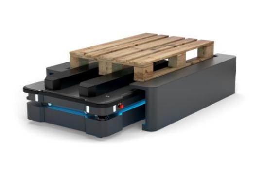 Autonomiczny robot w Centrum Dystrybucyjnym IKEA w Jarostach. Ponad dwa razy tańszy niż wózek samoje