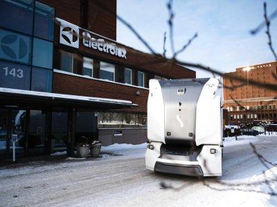 Einride pomoże zelektryfikować transport znanego producenta AGD